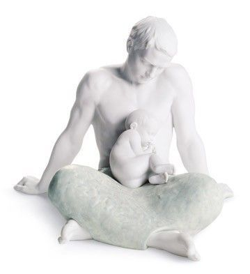 Figura porcelanowa - The Father Lladro