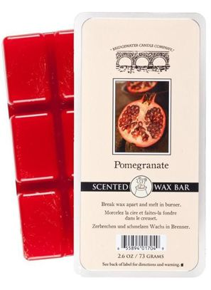 Wosk zapachowy Scented  Wax Bar Pomegranate  Bridgewater Candle