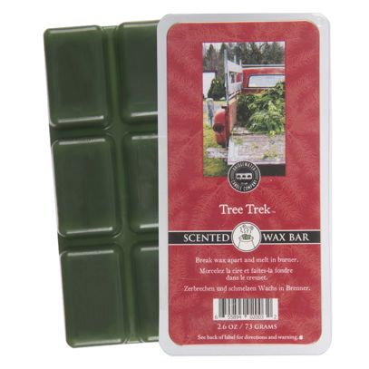 Wosk zapachowy Scented Wax Bar Tree Trek  Bridgewater Candle