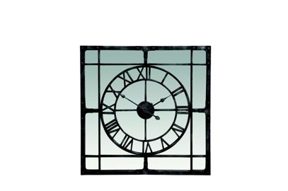 Zegar lustro Mirror + Clock Item: 21808 Pomax home
