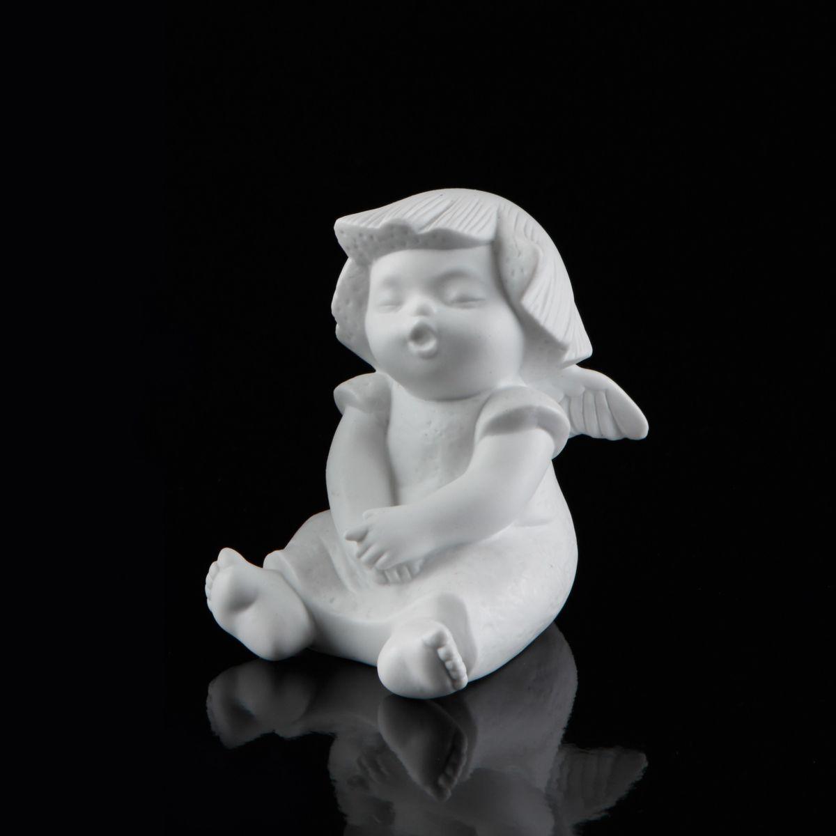 Figura Porcelana Anioł 9 Cm Kaiser