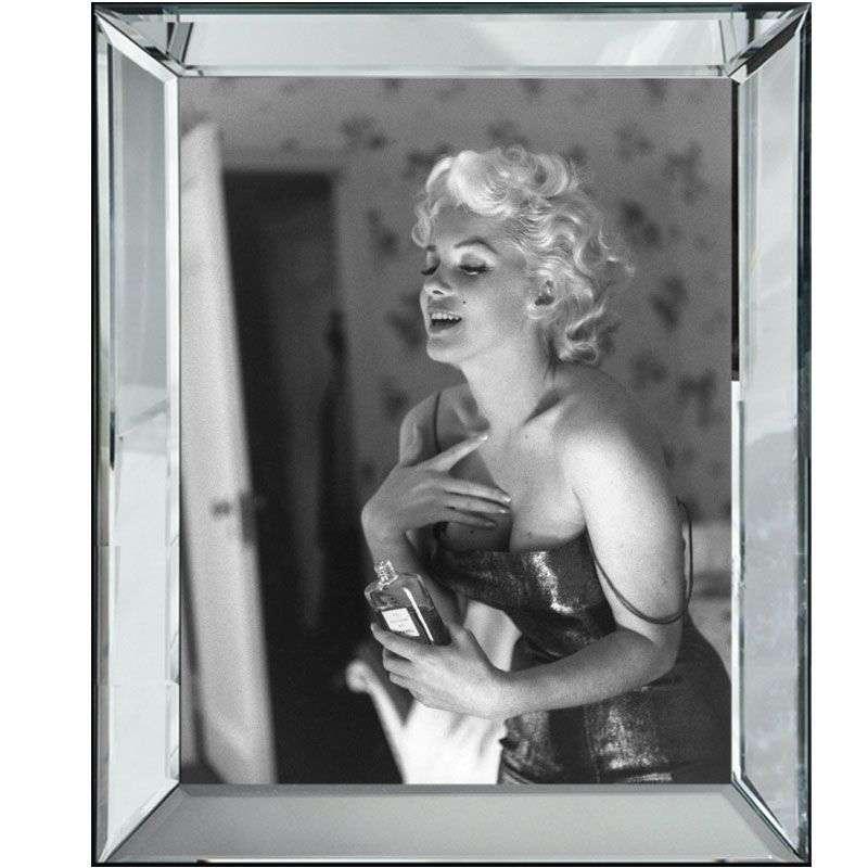 Obraz Reprodukcja Marylin Monroe Picture Chanel No 5 40 X 50cm Item