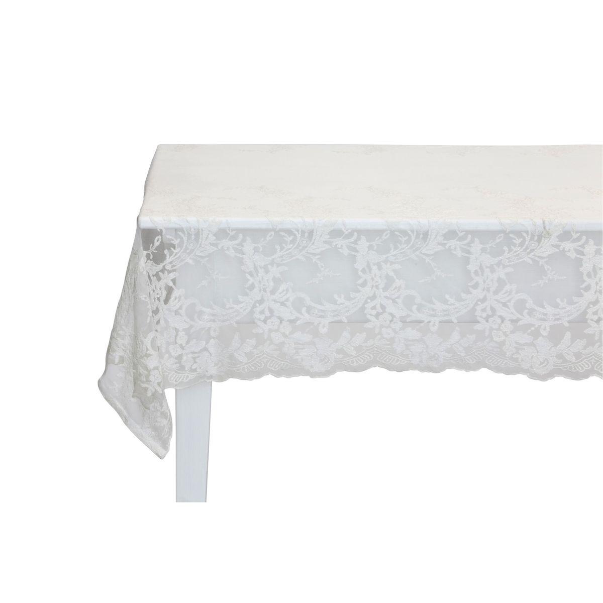 Obrus Juliette Emb Tablecloth 320 X 150 Cm Item 517233019 Lene Bjerre