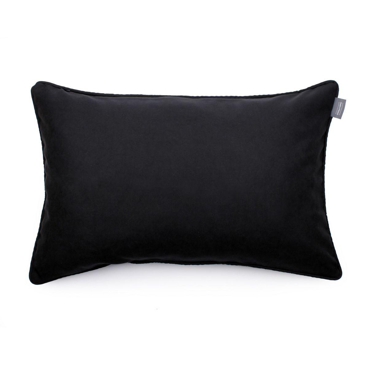 Poduszka Dekoracyjna Z Wkładem Zig Zag Black White 60 X 60 Cm We Love Beds