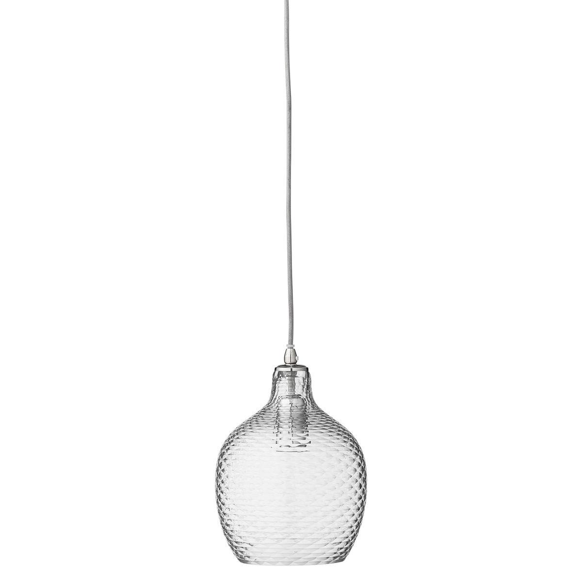 żyrandol Lampa Melba Pendant Clearsilver A00003135 Lene Bjerre