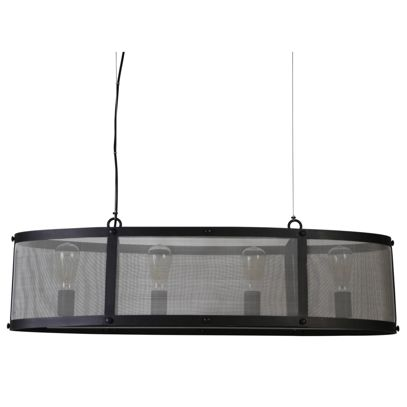 Lampa LANCELOT 100x31x25 cm Light & Living