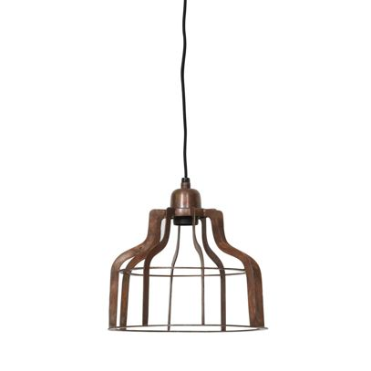Lampa wisząca Adine metal Ø24x24 cm 3071149 Light & Living