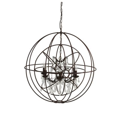 Lampa wisząca ENGELIER Hanging Lamp 3048449 Light & Living