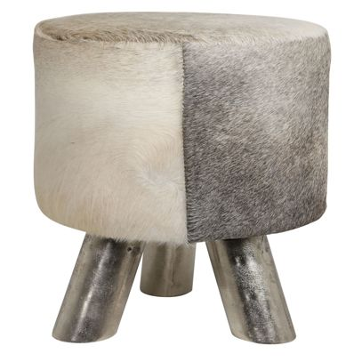 Siedzisko pufa HAGAN stool 6248227 Light & Living