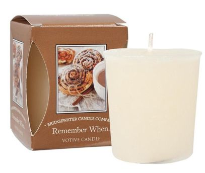 Świeca zapachowa Votive Remember When  56 g Bridgewater Candle