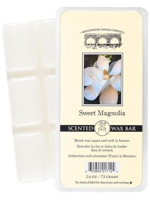 Wosk zapachowy Scented  Wax Bar Sweet Magnolia  Bridgewater Candle
