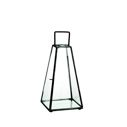 Lampion szklany SIMPLICITY- M Item: 29860-10 Pomax home